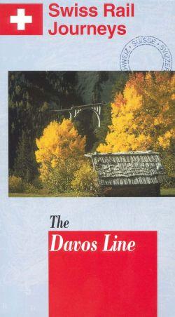 Swiss Rail Journeys I: The Davos Line
