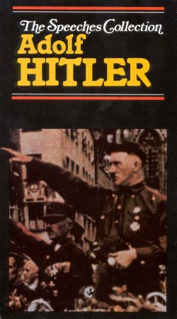 The Speeches of Adolf Hitler