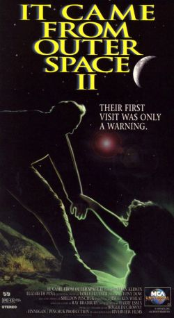 It came from outer space 2 1996 roger duchowny for Watch it came from outer space