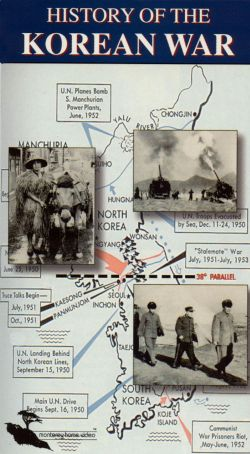 The History of the Korean War