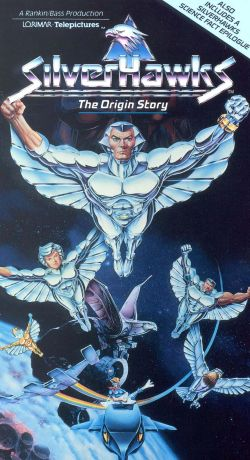 SilverHawks: The Origin Story