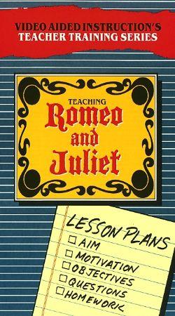 Teacher Training: Teaching Romeo & Juliet