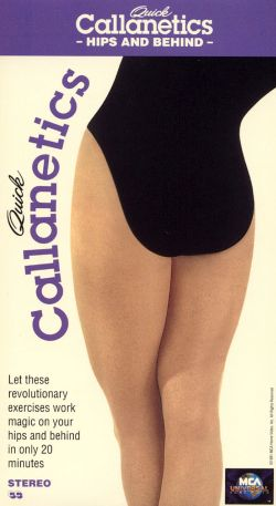 Quick Callanetics: Hips and Behind