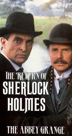 The Return of Sherlock Holmes: The Abbey Grange