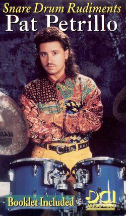 Pat Petrillo: Snare Drum Rudiments