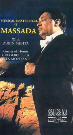 Musical Masterpiece at Massada with Zubin Mehta