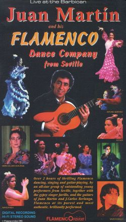 Juan Martín & His Flamenco Dance Company from Seville: Live at the Barbican