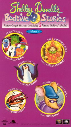 Shelley Duvall S Bedtime Stories Vol 4 There S A
