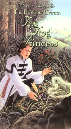 Forever Fairytales: The Brothers Grimm - The Frog Princess