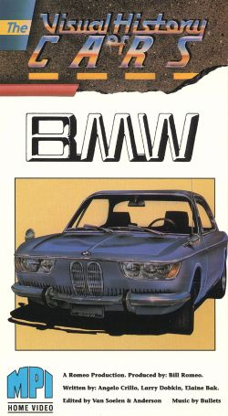The Visual History of Cars: BMW