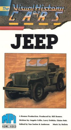 The Visual History of Cars: Jeep