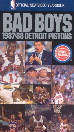NBA: 1987-1988 Detroit Pistons - Bad Boys