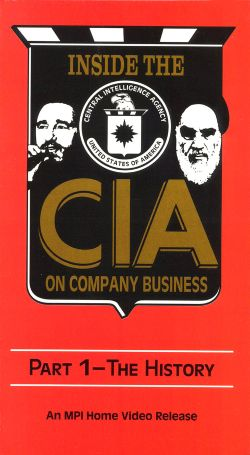 Inside the CIA: On Company Business, Part 1 - The History