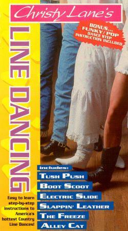 Christy Lane's Line Dancing, Vol. 1