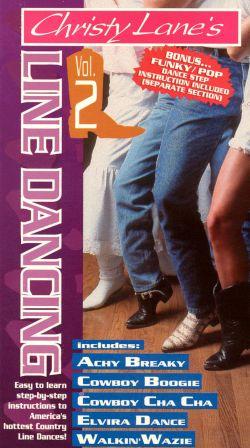 Christy Lane's Line Dancing, Vol. 2