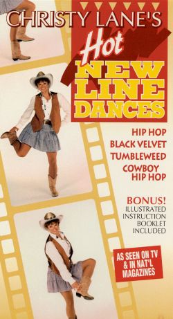 Christy Lane's Hot New Line Dances