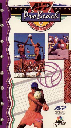 NBC Sports: AVP Pro Beach Volleyball