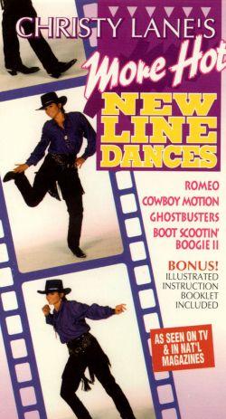 Christy Lane's More Hot New Line Dances