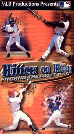MLB: Hitters On Hitting - Finding the Sweet Spot
