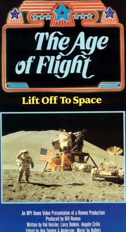 The Age of Flight: Lift Off to Space