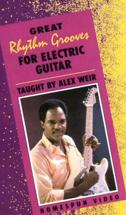 Great Rhythm Grooves for Electric Guitar