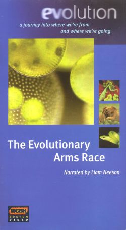 Evolution, Part 4: The Evolutionary Arms Race