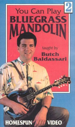 You Can Play Bluegrass Mandolin, Vol. 2