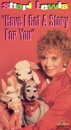 Shari Lewis: Have I Got a Story for You