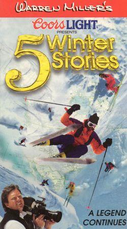 Warren Miller's 5 Winter Stories: A Legend Continues