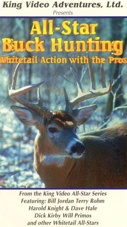 All-Star Buck Hunting: Whitetail Action with the Pros