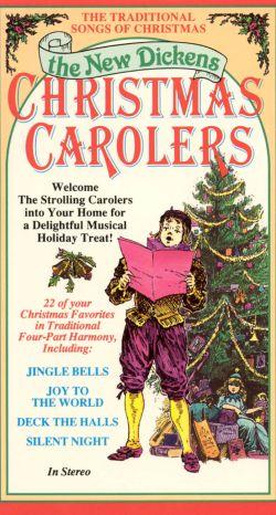 New Dickens Christmas Carolers