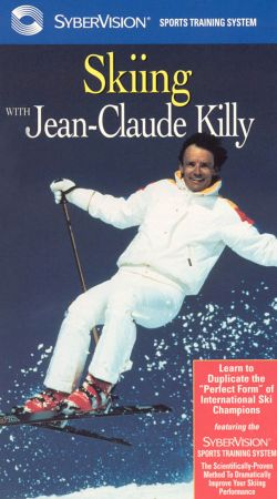 Skiing with Jean-Claude Killy