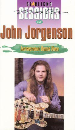 Star Licks Master Sessions: John Jorgenson