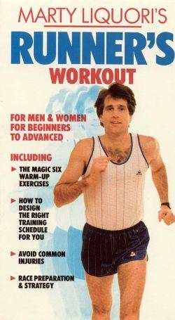 Marty Liquori's Runner's Workout