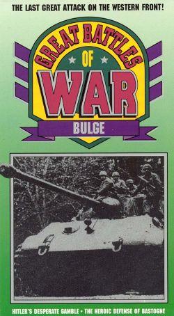 Great Battles of War: The Battle for Bulge
