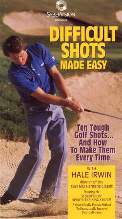 Difficult Shots Made Easy with Hale Irwin