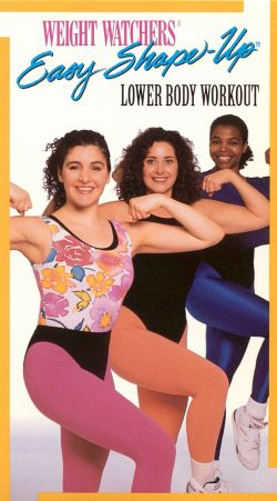 Weight Watchers Easy Shape-Up: Lower Body Workout