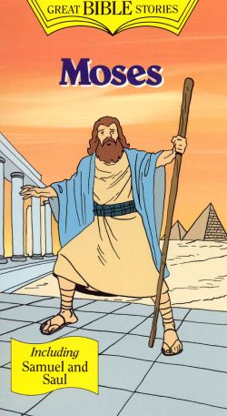 Great Bible Stories: Moses