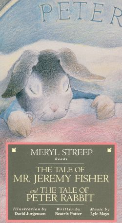 The Tale of Mr. Jeremy Fisher and the Tale of Peter Rabbit