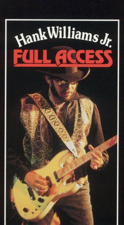 Hank Williams, Jr.: Full Access