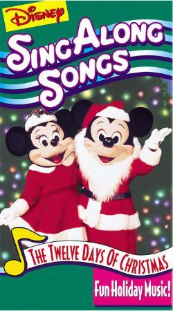 Disney's Sing Along Songs: The Twelve Days of Christmas