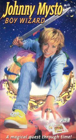 Johnny Mysto Boy Wizard