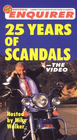 The New National Enquirer: 25 Years of Scandals - The Video