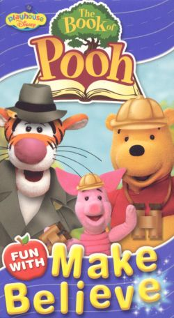 The Book of Pooh: Fun with Make Believe