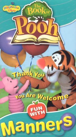 The Book of Pooh: Fun with Manners