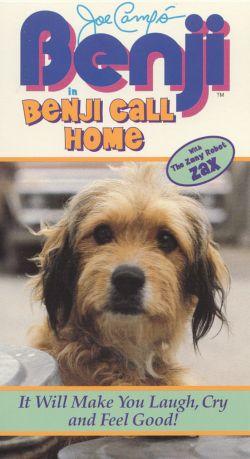 Benji, Zax & the Alien Prince: Benji Call Home