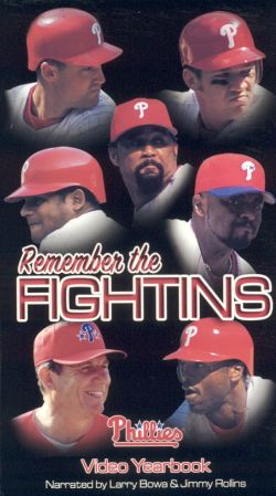 MLB: Remember the Fightins - The Phillies Video Year Book