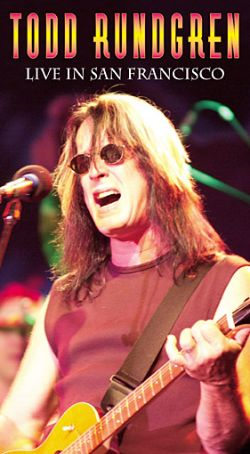 Todd Rundgren: Live in San Francisco