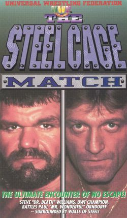 The Steel Cage Match