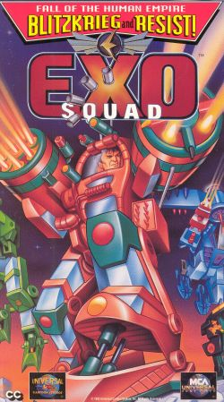 Exosquad: Blitzkrieg / Resist